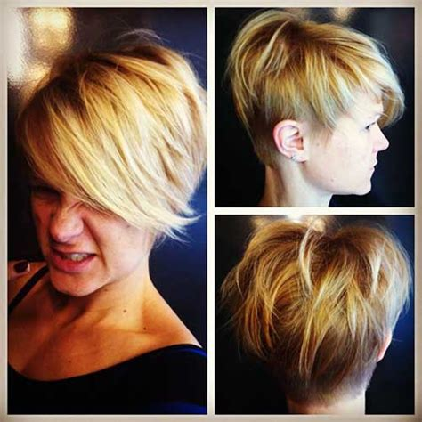 short hairstyles with long pieces 15 best messy pixie hairstyles short hairstyles 2016