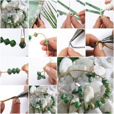 Gelang Fashion Pendant Decorated Simple Design Raafef 15 diy easy to make jewelry crafts
