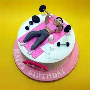 fitness kuchen weight lifting fitness fondant cakes jb kl penang