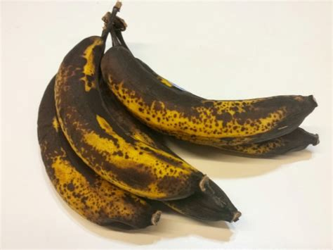 revive an over ripe banana true or fake
