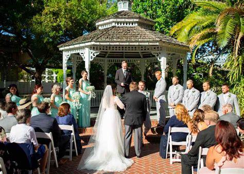 intimate historic inn dr phillips wedding  chair