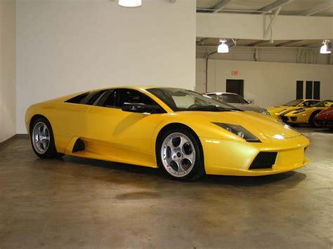 2004 Lamborghini Murcielago 2004 Lamborghini Murcielago E Gear