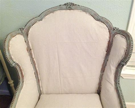 Drop Cloth Upholstery by Reupholster With Drop Cloth 187 Momtique Kendra Williams