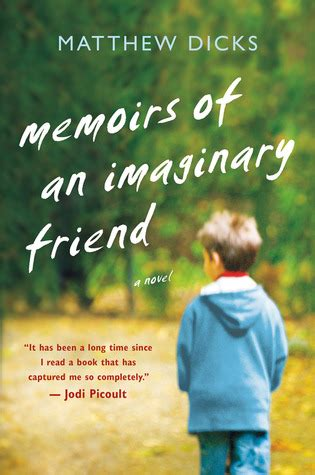 memoirs of a books memoirs of an imaginary friend by matthew reviews