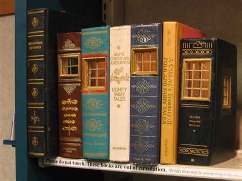 House Of Books by Fab Doors In All Kinds Of Places Homejelly