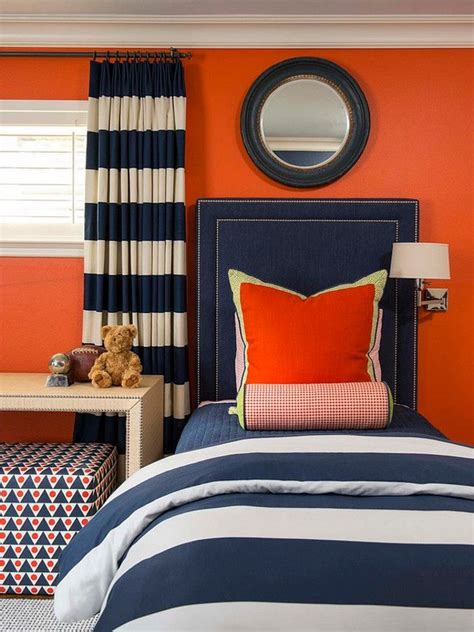 orange bedrooms best 25 blue orange bedrooms ideas on orange