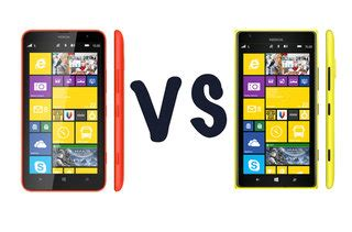 nokia lumia 1520 vs lumia 1320: what's the difference