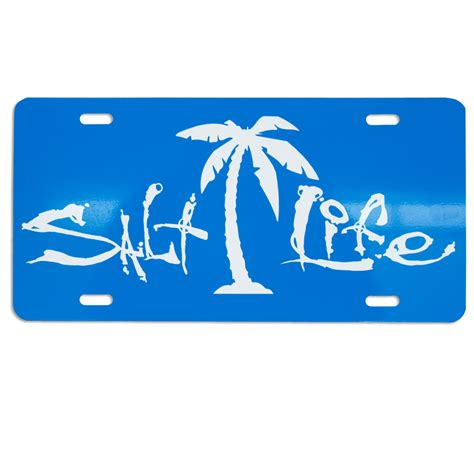 Simply Southern Home Decor by Salt Life Signature License Tag
