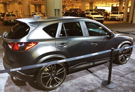 Custom Home Online 2014 mazda cx 5 urban concept suv at the 2014 new york