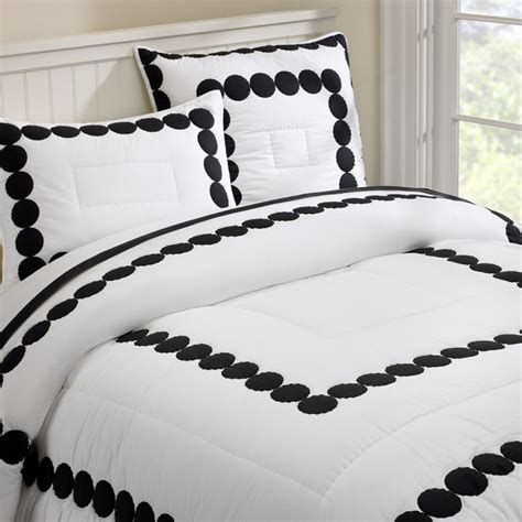 Black White Prisma Set white and black bedding shop new arrival 4pcs