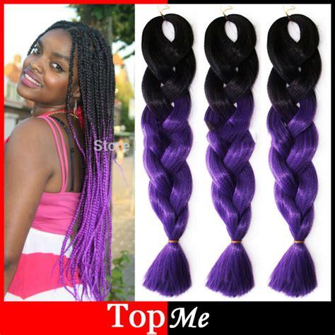 braids black hair expression ombre expression afro kanekalon cornrow women braiding