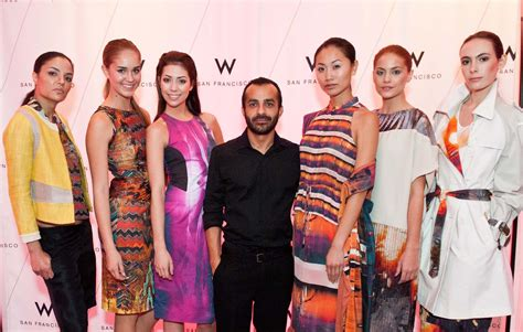 Next Style Fashion Decorator by Michael Unveils New Designs For W Hotel Sf