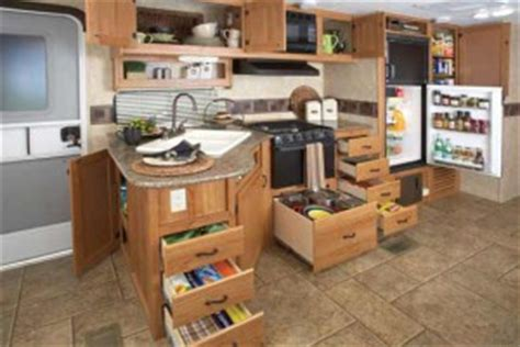 Rv Bedroom Storage Ideas Top 5 Best Travel Trailers With Slideouts Rvingplanet