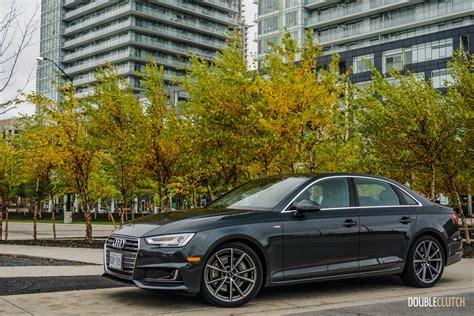 Audi A4s Line by 2017 Audi A4 S Line Quattro Review Doubleclutch Ca