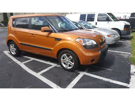 Kia Soul For Sale By Owner Used 2011 Kia Soul For Sale By Owner In Daytona Fl