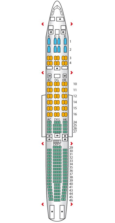 a330 seating top lufthansa airbus a380 seating chart images for