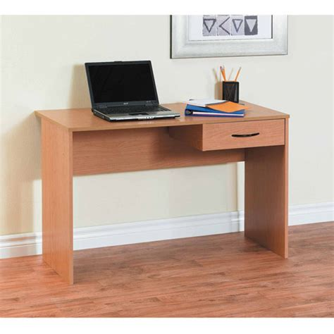 mainstays basics student writing desk with drawer