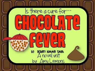 chocolate fever book report simply second grade our book studies check it out