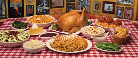 7 New Ideas For Thanksgiving Dinner by Excitatory Thanksgiving Day Dinner Ideas Quotesms