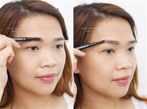 Malissa Ultra Hd Shape Eyebrow Pencil 1 askmewhats top philippines skincare makeup review philippines