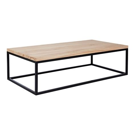 wood and metal coffee table coa coffee table set with metal top and wood shelf coffee