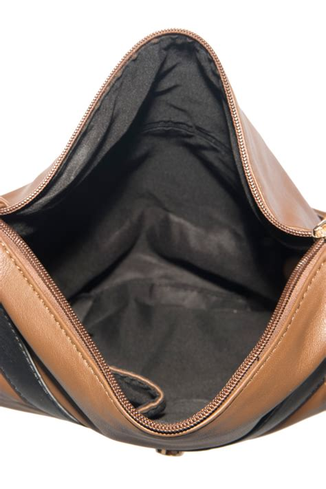 New Arrival Bna Bag Top Handle 2268 shirts accented shoulder bag with self tie agp