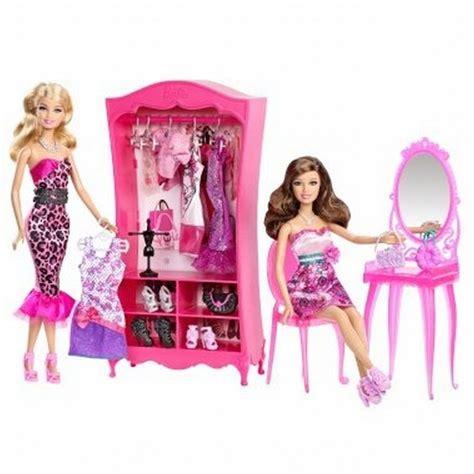 barbie sofa set barbie teresa getting ready 2 doll playset outfits mirror