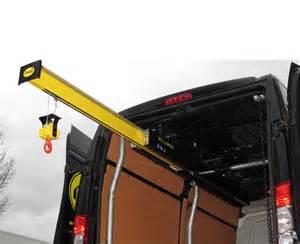 sliding glass door track system mad easyload van cranes and lorry cranes