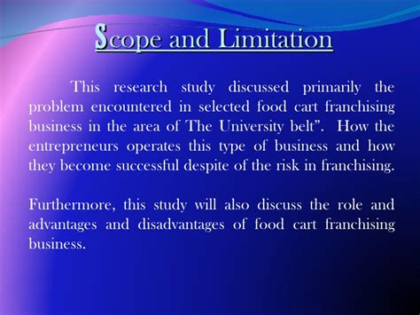 Sle Essay On Factors Affecting Tea Production In India by Franchising Research Paper 28 Images Exploring Franchising Research Paper