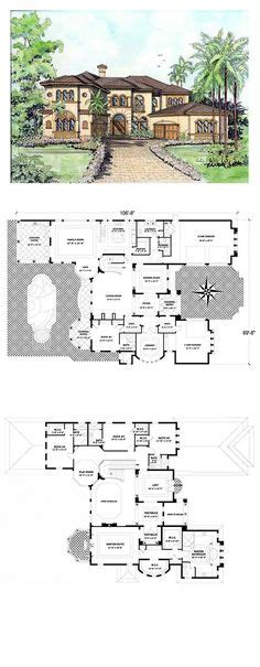 house plan 77884 floor plans