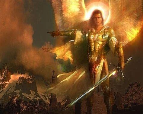The Archangel Michael is jesus michael the archangel the watchman s post