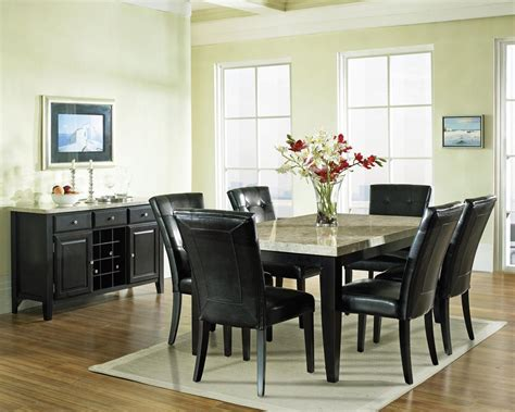 Casual Dining Room Tables by Steve Silver Monarch Casual Dining Room Group Wayside