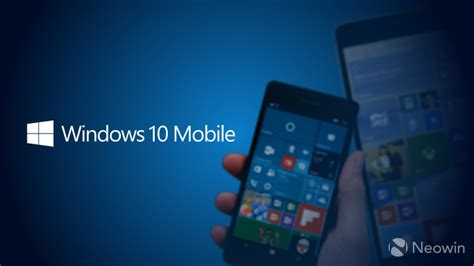 windows mobile tablet windows 10 mobile a guide to the phones and tablets