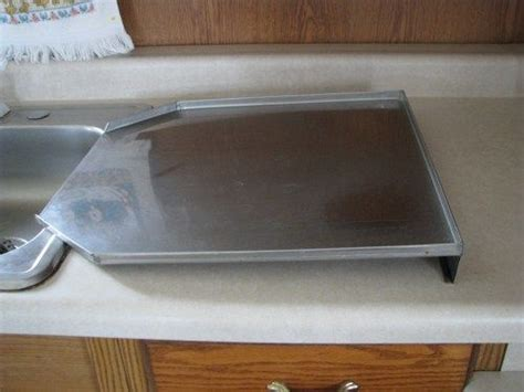 Kitchen Sink Drain Board Stainless Steel Kitchen Sink Drain Board Household Stainless Steel Canning