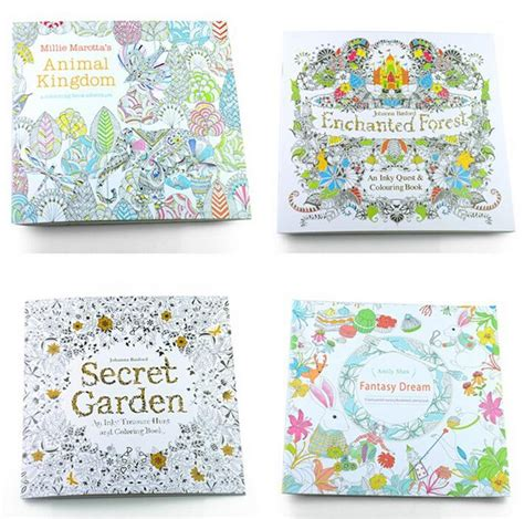 secret garden an inky 1780671067 secret garden lost ocean an inky treasure hunt and coloring book enchanted forest with coloured
