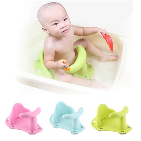 infant to toddler bathtub new baby child toddler bath tub ring seat infant anti slip