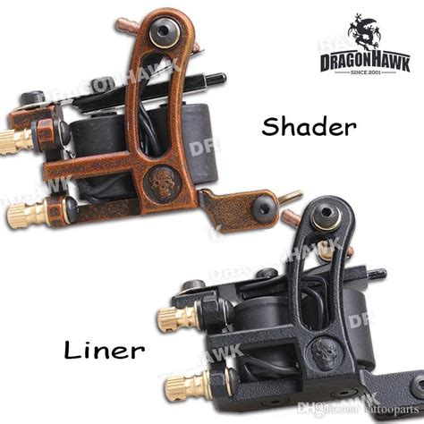 tattoo liner und shader tattoo machine gun liner shader steel frame copper coils