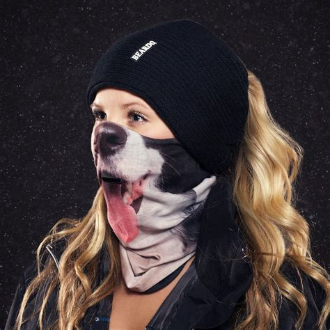 Cat Fresh Air Mask collie ski mask beardo 174