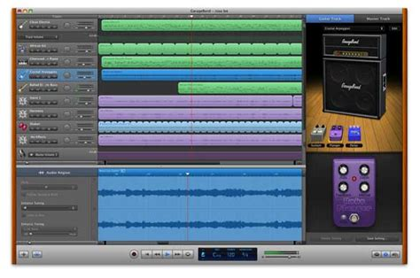 Garage Band by Review Garageband 09 Macworld