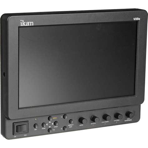 Monitor Sony ikan vx9e 8 9 quot hd sdi lcd monitor with sony l series vx9e s