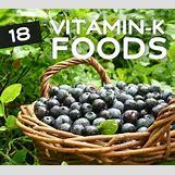 Vitamin K Foods | 540 x 482 jpeg 71kB