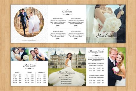Wedding Photography Brochure Design by 26 Wedding Brochure Templates Free Sle Exle