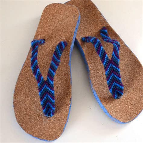 Jepit Rajutan Handmade 15 lovely diy flip flops to welcome summer in style