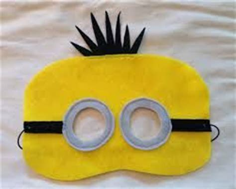 minion mask template transfer for minion eye mask search carnival
