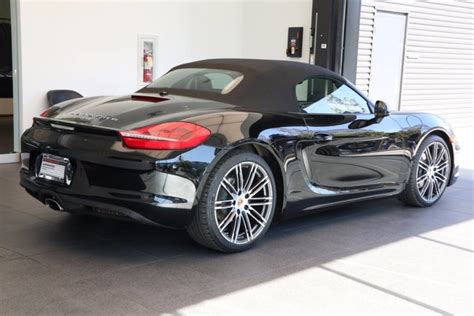 Porsche Boxster Black Edition by Porsche Boxster S Black Edition For Sale Used Cars On