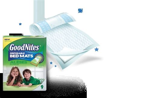 goodnites disposable bed mats reviews in