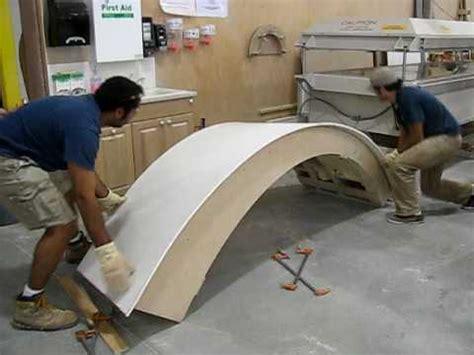 corian biegen bending solid surface