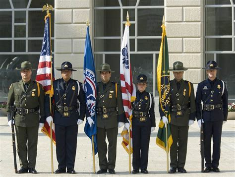 Cbp Officer Description by File Cbp Officers Pay Tribute 2007 Jpg Wikimedia Commons