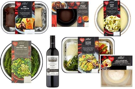 sainsburys valentines meal deal s day in which supermarket meal deal is