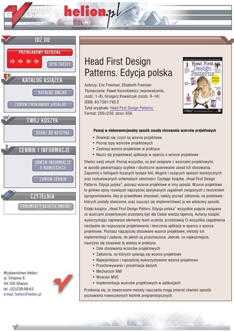 pattern design head first head first design patterns head first ebook free